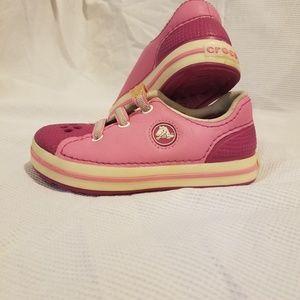 Crocs girls shoes
